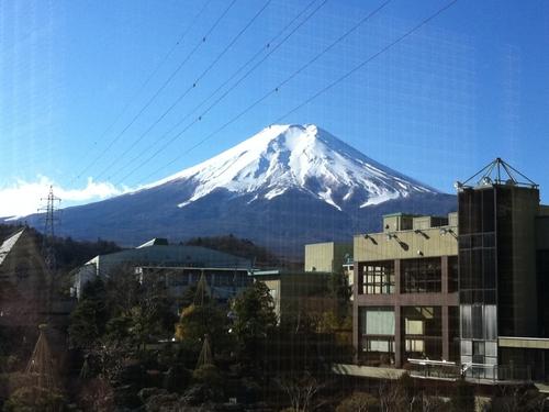 富士山温泉鐘山苑BSフジテレビで放映!