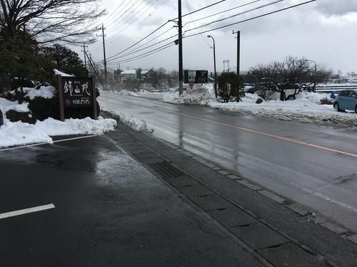 平成29年3月26日降雪情報(3/27更新)