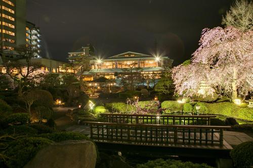 【4月18日限定】日本の春を楽しむ☆美食と音楽の夕べ宿泊プラン