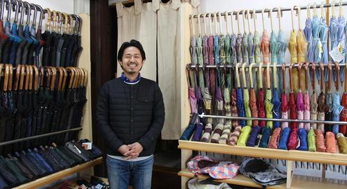 うらろじ探訪40本目「西桂町 槙田商店」