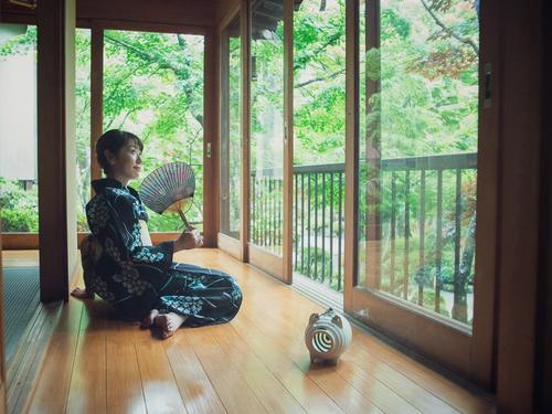 【7月18日限定】プレミアム宿泊プラン(季節会席と歌で日本の夏を楽しむプラン)