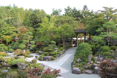 2018年庭園の紅葉情報No.2|富士山温泉ホテル鐘山苑