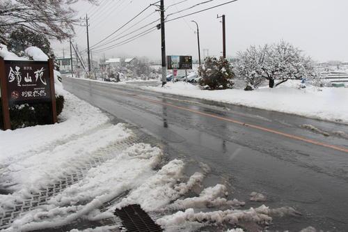 平成31年4月10日降雪情報