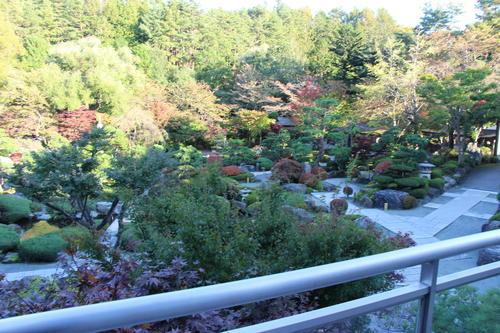 2019年庭園の紅葉情報No.10|富士山温泉ホテル鐘山苑