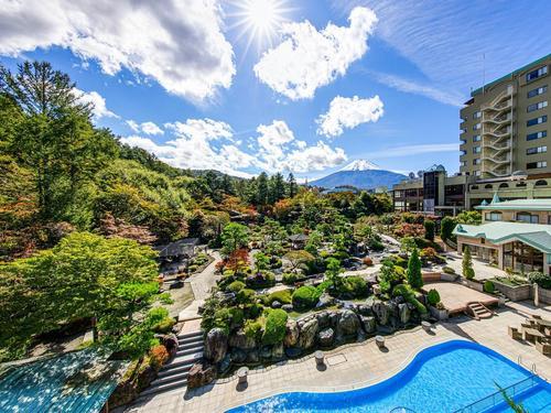 旅行新聞新社「プロが選ぶ日本のホテル・旅館100選」全国総合9位に選ばれました!