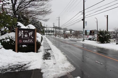 2020年3月29日の降雪状況